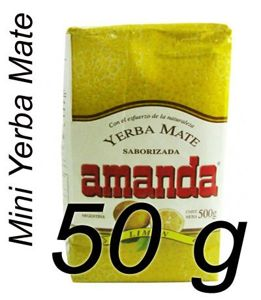 Amanda Lemon 500g - Sample