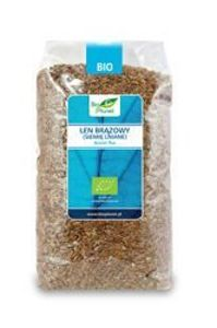BROWN FLAX SEEDS BIO 1 kg from BIO PLANET