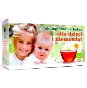 Baby & Toddler Tea BIO 20x2g from 'NATURE GIFTS'