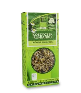 "CAMOMILE BIO TEA 25g from ""NATURE GIFTS"""