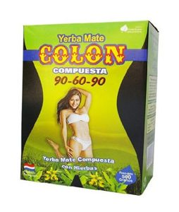 Colon 90-60-90 to lose weight 500g