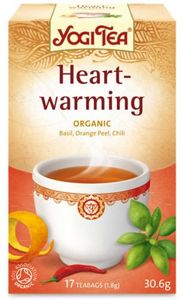HEART WARMING YOGI TEA (17 x 1.8 g)
