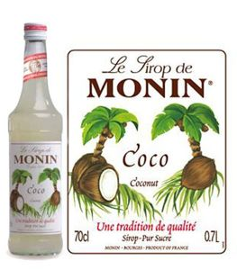 Monin Syrup - Coconut 700 ml