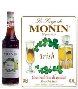 Monin Syrup -  Irish Syrup 700 ml