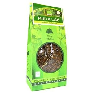 PEPPERMINT LEAF BIO TEA 100g from NATURE GIFTS