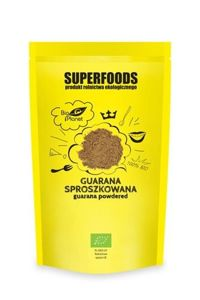 POWDERED GUARANA BIO 150g from BIO PLANET