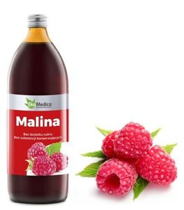 Raspberry 100% raspberry juice 500ml