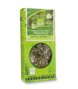 TEA RECOMMENDED FOR ACNE BIO 50 g - GIFTS OF NATURE