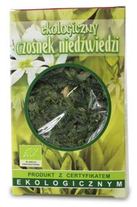 WILD GARLIC (Allium ursinum) BIO 25g