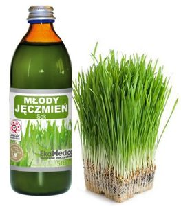 Young Barley Juice 500ml