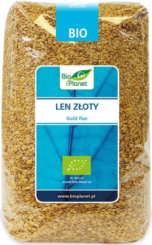 GOLDEN FLAX 1kg BIO from BIO PLANET