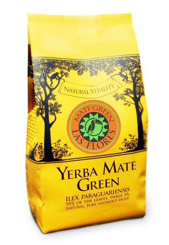 Mate Green Las Flores 400g