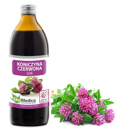 The Juice of Red Clover 500 ml