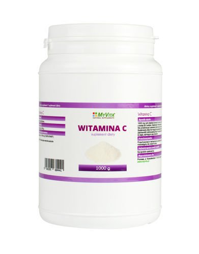 VITAMIN C 1kg L-ascorbic acid from 'MY VITA'