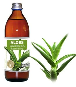 Aloes sok 500 ml