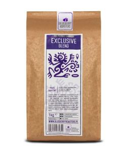 KAWA EXCLUSIVE BLEND Z CAFE BORÓWKA 1kg