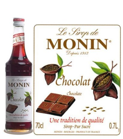 Syrop do kawy Monin o smaku Chocolate 700 ml
