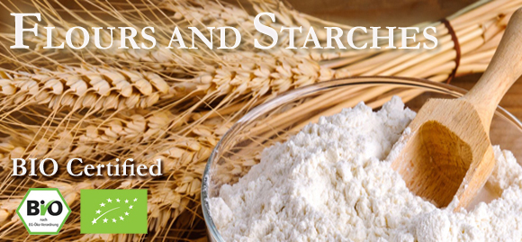 Flours and Starches