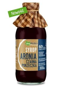 Aronia Blackcurrant syrup 300ml