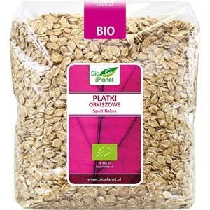 BIO Spelled flakes 1 kg - BIO PLANET