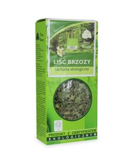 "BIRCH LEAVES BIO TEA 50g from '""GIFTS OF NATURE"""