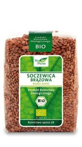BROWN LENTILS  BIO 400g from BIO PLANET