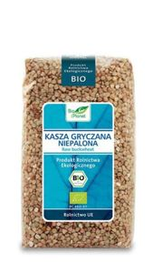 BUCKWHEAT 500g not roasted BIO - BIO PLANET