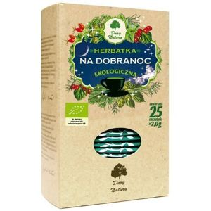 Bedtime tea BIO (25 x 2 g) Gifts of Nature