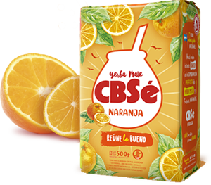 CBSe Naranja 0.5 kg Orange