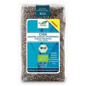 CHIA - SEEDS OF SPANISH SAGE (Salvia hispanica) BIO 400g from BIO PLANET