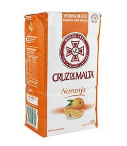 CRUZ de MALTA NARANJA 0.5 kg ORANGE