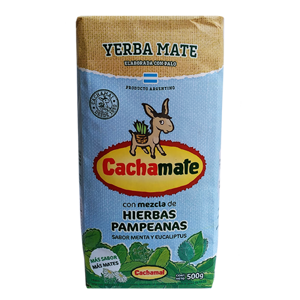 Cachamate - Herbal Mint 500g