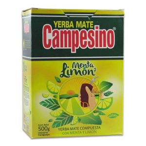 Campesino Menta Limon (mint-lemon) 500g
