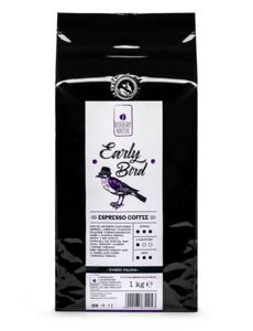 EARLY BIRD ESPRESSO COFFEE 1KG