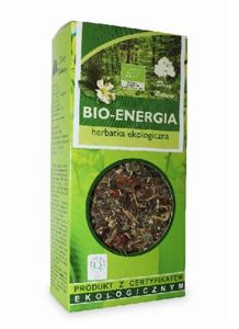 ENERGY BIO TEA 50g from NATURE GIFTS