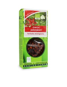 "FRUIT OF THE ROWAN BIO TEA 50g from ""NATURE GIFTS"""