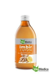 Ginger with lemon 0.25 l