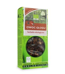 "Hawthorn fruit BIO TEA 100g from ""GIFTS OF NATURE"""