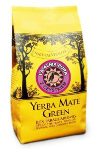 MATE GREEN- LA ALMA PURA WITH PURGE HERB 400g