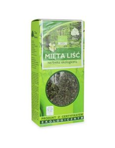 MINT LEAF BIO TEA 25g from NATURE GIFTS