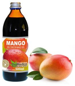 Mango 100% mango juice 500ml