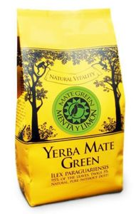 Mate Green Menta Limon 400g