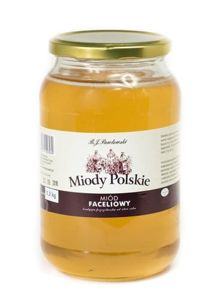 PHACELIA NECTAR HONEY 1.2kg