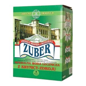 PURE WATER 'ZUBER' 5L