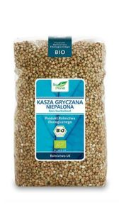 RAW BUCKWHEAT 1 kg not roasted BIO - BIO PLANET