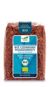 RED RICE BIO 400g whole grain from BIO PLANET