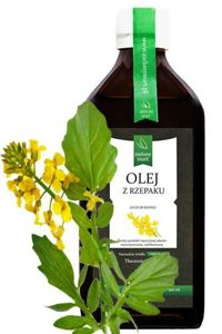 Rapeseed Oil BIO 500ml