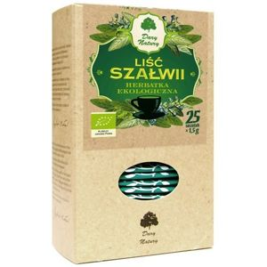 Sage LEAF TEA BIO (25 x 1.5 g) 37.5 g - GIFTS OF NATURE