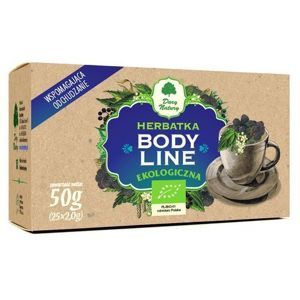 TEA BODY LINE BIO (25 x 2 g) - Nature gifts
