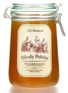 Wildflower Honey 1400g